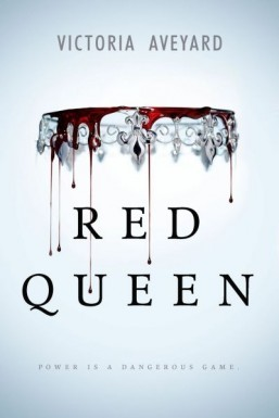 Silver lining: 'Red Queen' reveals book cover