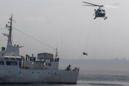 PHL alarmed over China's threats in high seas