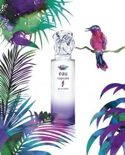 New Sisley fragrance highlights tropical notes