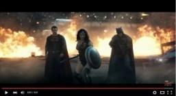 'Batman v. Superman: Dawn of Justice' trailer released