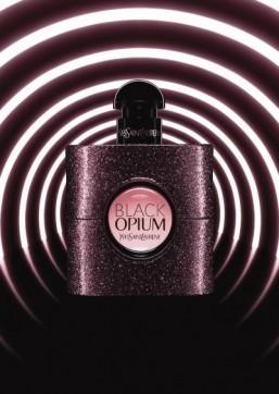The sensual addiction of YSL's Black Opium now in an eau de toilette