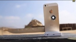 Watch: iPhone vs rifle in new calibre of smartphone-testing video