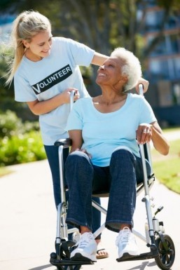 Volunteering is good for your blood pressure: study