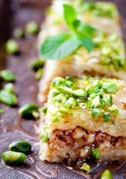 Sweet science: Standards set for Turkish baklava