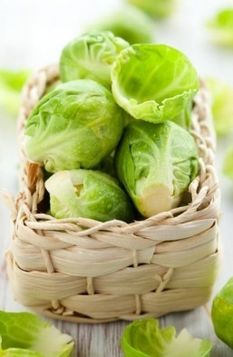 Brussels sprouts may boost fertility