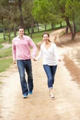 25 percent of Brits walk less than an hour a week: survey