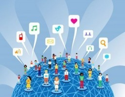 1.6 billion people on social networks: study