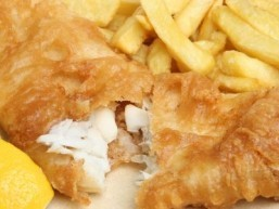 Fried fish meal crowned 'worst' in America