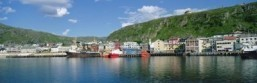Melting ice pulls Norway closer to Asia