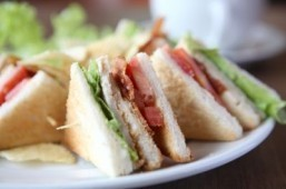 The most expensive club sandwiches in the world