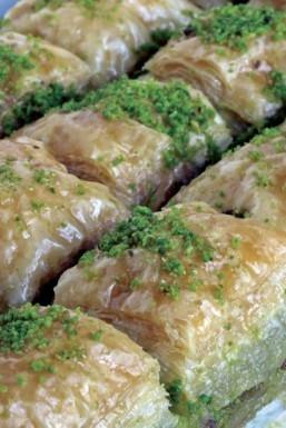 Sweet success as Turkish baklava wins prized EU status