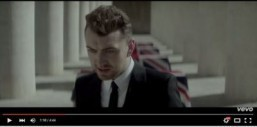 Watch video for Sam Smith's James Bond song