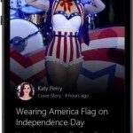 Microsoft launches a celebrity-tracking app for the iPhone