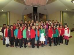 St. Lorenzo Ruiz Church Music Ministry concert Dec. 12
