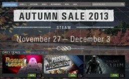 Steam sale spearheads Black Friday discounts