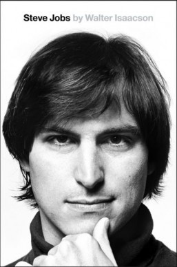 Hirsuite portrait chosen for 'Steve Jobs' paperback