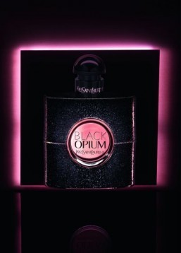 YSL to launch new fragrance Black Opium this fall
