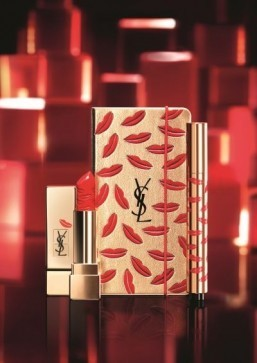 Yves Saint Laurent holiday 2015 makeup collection is all about seduction