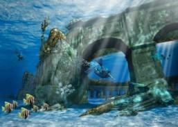 World's largest underwater theme park to open in Dubai