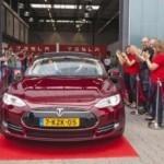 Tesla outselling Porsche, Range Rover in California