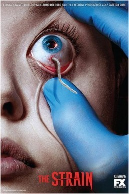 FX shares trailer for new horror series 'The Strain'