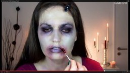 Beauty tutorials: looks for Halloween