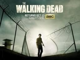 'The Walking Dead' renewed for 5th season