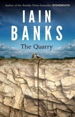 Banks wrote 'The Quarry' before coincidental diagnosis, explains widow