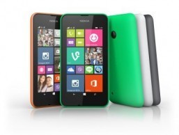 Nokia intros most affordable Windows Phone 8.1 device yet