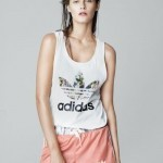 Topshop is getting sporty with Adidas Originals