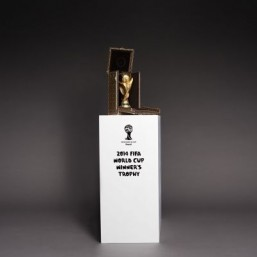 Louis Vuitton goes to the World Cup