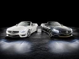 Mercedes announces special Formula One edition SL 63