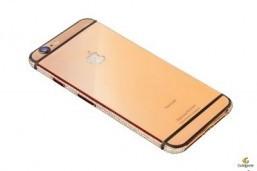 Goldgenie launches iPhone 6s customized with diamonds