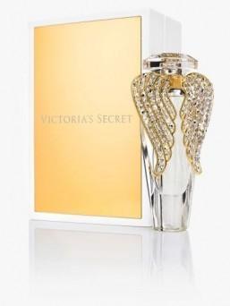 Victoria's Secret Heavenly flacon takes on Swarovski crystal wings