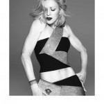 Madonna is the face of Versace's Spring/Summer 2015 campaign