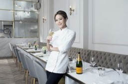 Asia's best female chef Vicky Lau tells 'edible stories'
