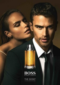 """Hugo Boss reinvents seduction with """"Boss The Scent"""""""