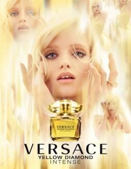 Versace reveals Yellow Diamond Intense fragrance
