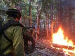 Obama declares wildfire emergency in Washington state