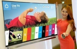 LG's updated WebOS smart TVs platform to spotlight 4K content