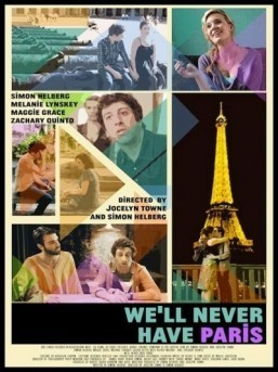 'We'll Never Have Paris' gets January date