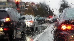 Weekend rainstorms soak SoCal