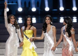 Ariella Arida is Miss Universe 3rd runner-up