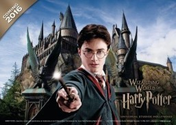 Harry Potter's Wizarding World gets California call-up