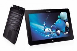The best of both worlds: Samsung's new mobile hybrid notebook