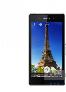 Is Sony getting ready to launch the world's first UHD smartphone?
