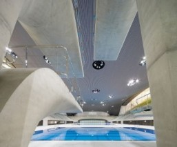Pool of the day: Olympic architectural splendor in London